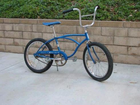 Modified Schwinn Sting-Ray